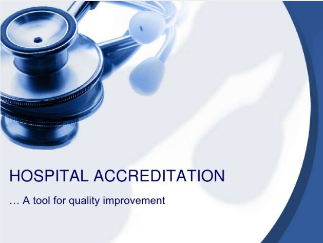Accreditation in  Medical tourism: a key differentiator for health care providers